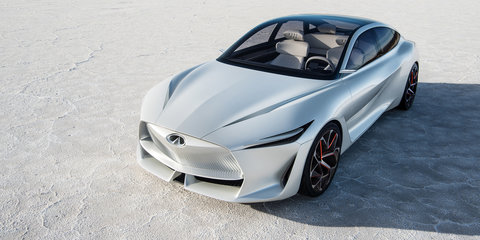 Infiniti to launch EVs from 2021