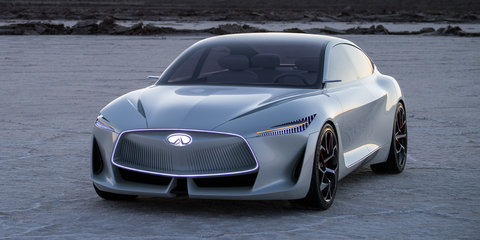 Infiniti Q Inspiration concept revealed in Detroit