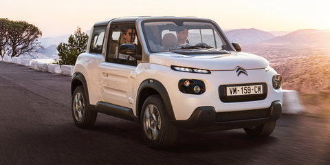 2018 Citroen E-Mehari updated with new interior, hardtop