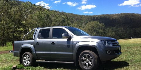 2014 Volkswagen Amarok Review