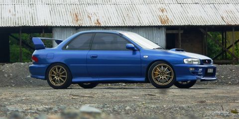1999 Subaru Impreza Review