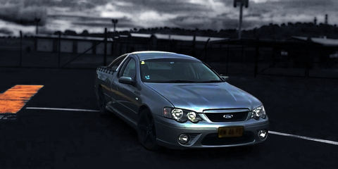 2006 Ford Falcon Review Review