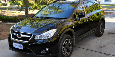 2013 Subaru XV Review