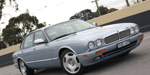 1996 Jaguar XJR Review