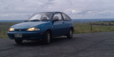 1994 Ford FESTIVA Review Review