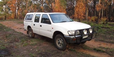 1997 Holden Rodeo Review Review