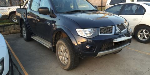 2008 Mitsubishi Triton Review