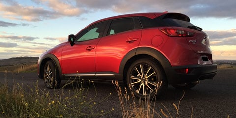 2015 Mazda CX-5 Review Review