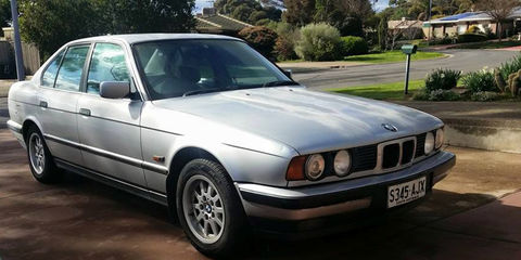 1993 BMW 5 Series Review Review