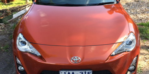 2013 Toyota 86 Review Review