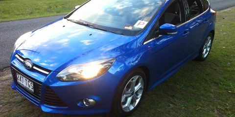 2013 Ford Focus Review Review