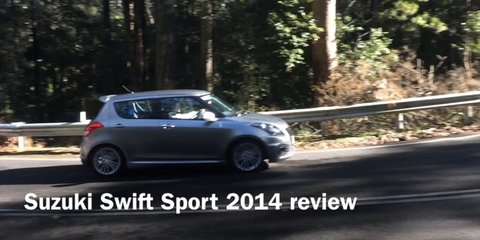 2014 Suzuki Swift Review Review