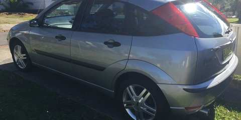 2002 Ford Focus Review
