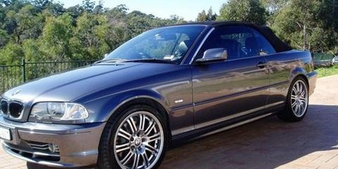 2002 BMW 3 Series Review Review