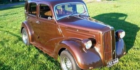 1960 Ford ANGLIA Review Review