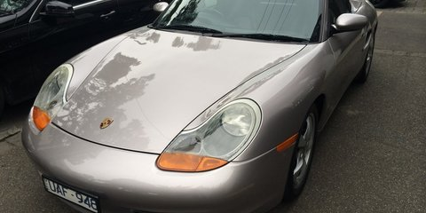 2001 Porsche Boxster Review