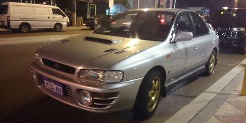 1997 Subaru Impreza Review Review
