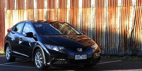 2013 Honda Civic Review Review
