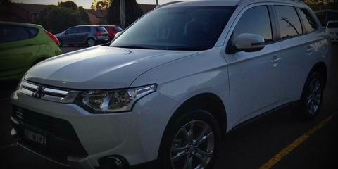 2014 Mitsubishi Outlander Review Review