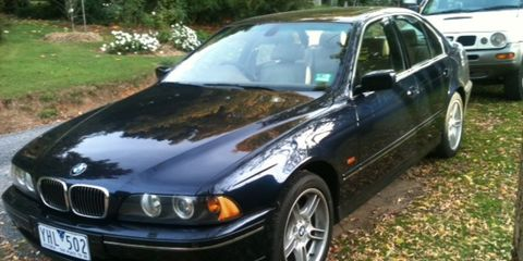 2001 BMW 5 Series Review Review