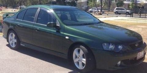 2004 Ford Falcon Review Review