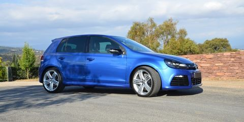 2012 Volkswagen Golf Review Review