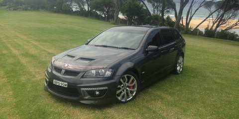 2009 HSV Clubsport Review Review