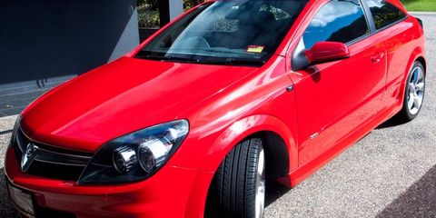 2007 Holden Astra Review Review