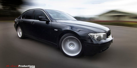 2002 BMW 7 Series Review Review