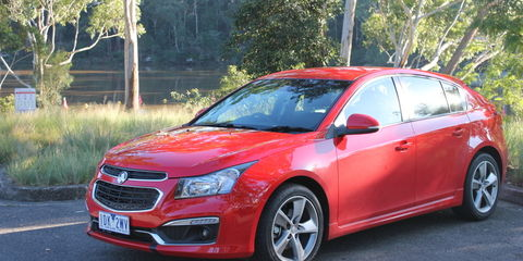 2015 Holden Cruze Review Review