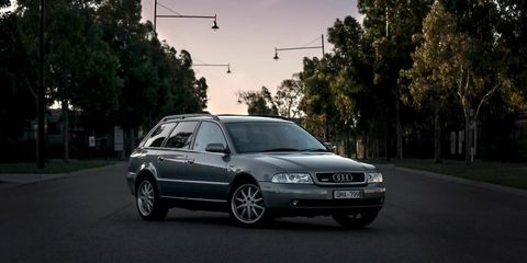 2001 Audi A4 Review Review