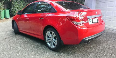 2013 Holden Cruze Review Review