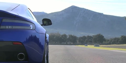 Aston Martin Vantage S Video Review