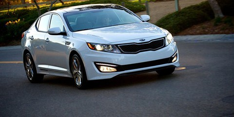 Kia Optima Video Review