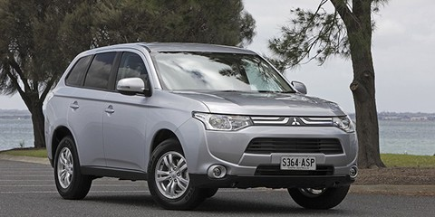 Mitsubishi Outlander Video Review