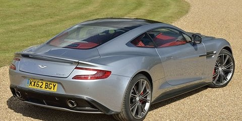 Aston Martin Vanquish Video Review