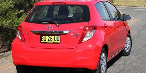 2013 Toyota Yaris Video Review