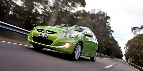 2013 Hyundai Accent Video Review