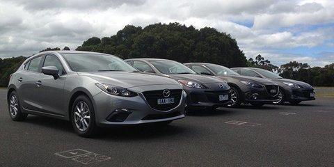 Mazda 3 Video First Drive