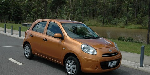 2013 Nissan Micra Video Review