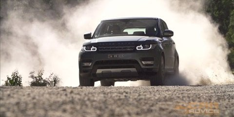 2014 Range Rover Sport Video Review