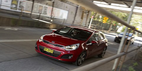 2013 Kia Rio Video Review