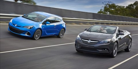 Holden Astra and Cascada Convertible: Opel's Return