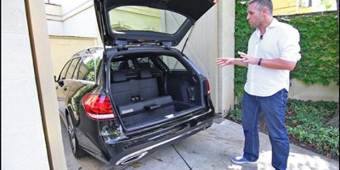 Mercedes-Benz E400 Estate 7 Seats