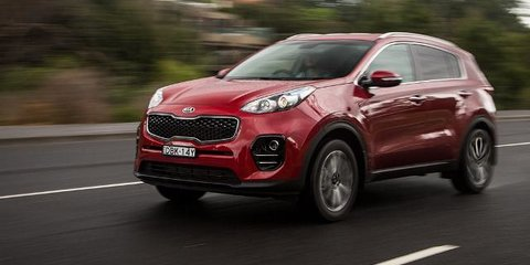 2016 Kia Sportage Review