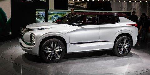 2016 Mitsubishi GT PHEV Concept - 2016 Paris Motor Show