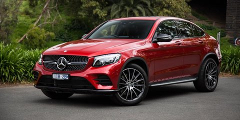 2017 Mercedes-Benz GLC review