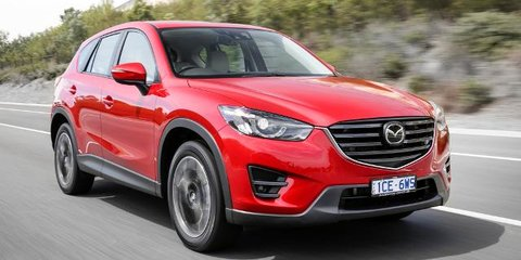 2015 Mazda CX-5 review : first drive