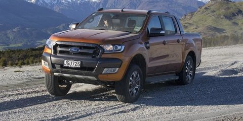 2016 Ford Ranger : Lifestyle Adventure in New Zealand