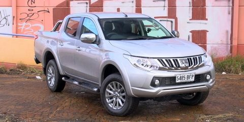 2016 Mitsubishi Triton Exceed Review